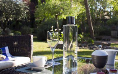 Eau gazeuse restaurant en fontaine filtrante dans les Bouches du Rhône